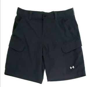 Under Armour Mens Loose Heat Gear Shorts Stretch
